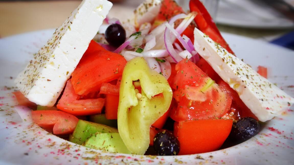 La feta, pourquoi les Grecs en font tout un fromage