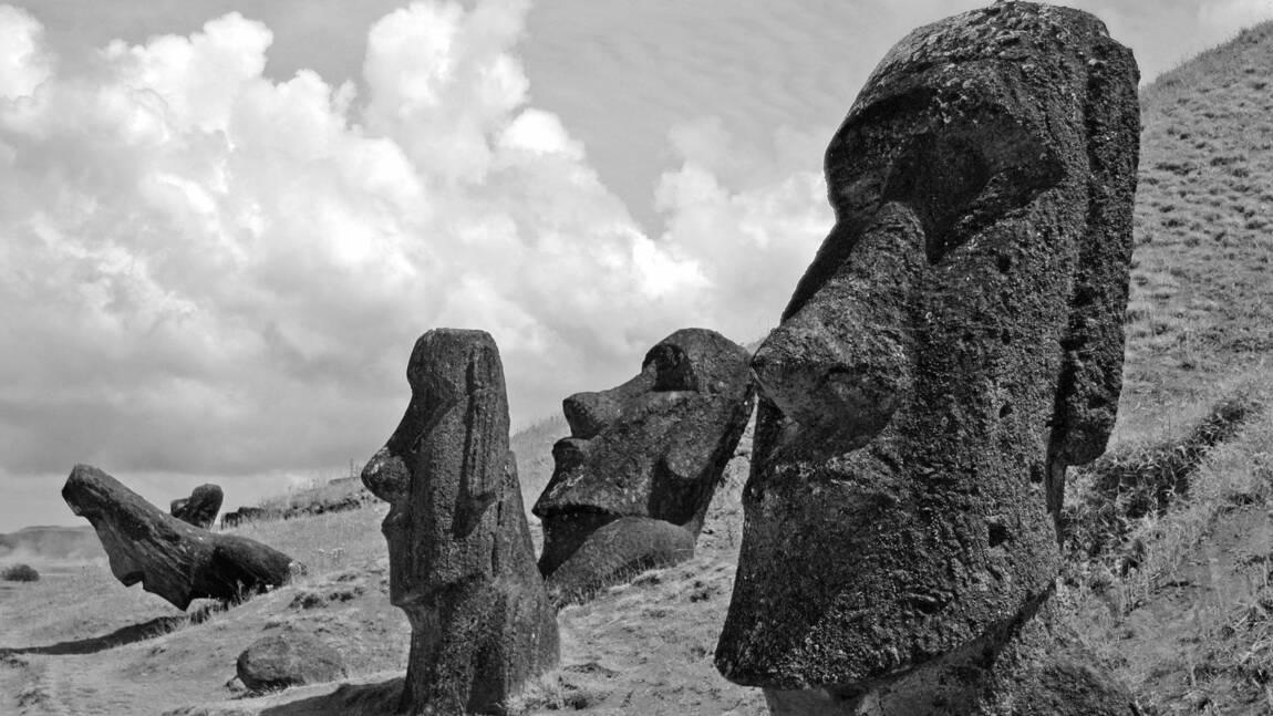 """Ile de Pâques : le Chili dit """"stop"""" au tourisme de masse"""