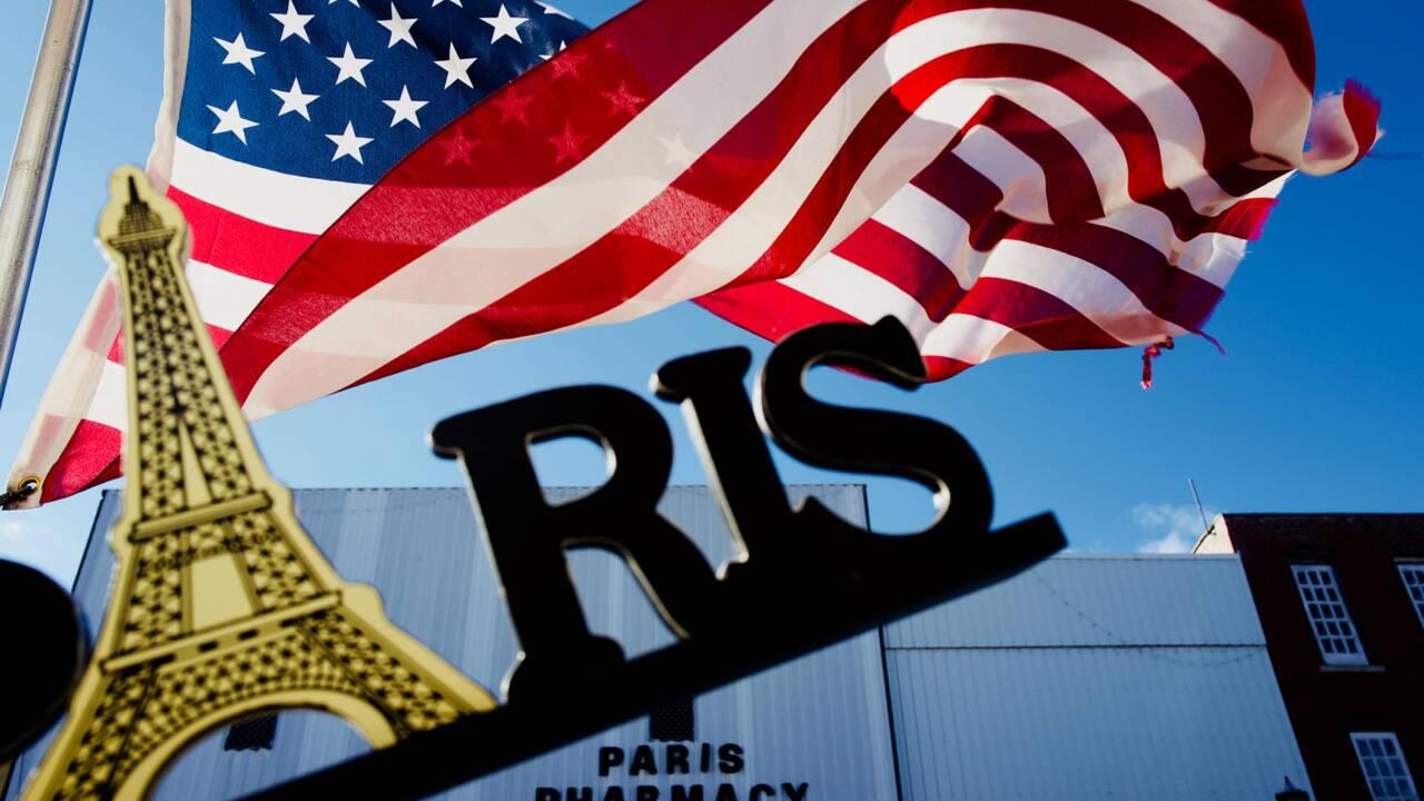 "Texas, Arkansas, Kentucky…  Les ""Paris"" des Etats-Unis"