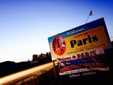 """Du Texas au Kentucky, voyage à travers les """"Paris"""" des Etats-Unis"""