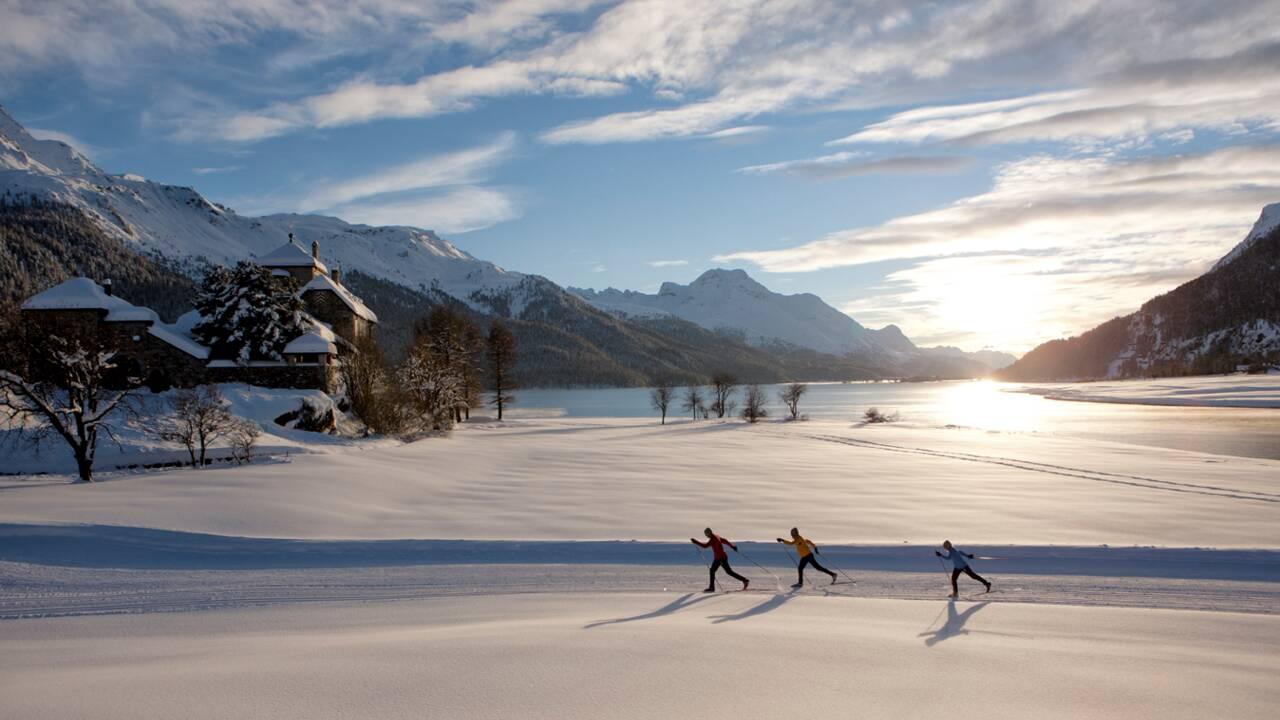 Les Grisons, pour des sports d'hiver pleins de belles surprises