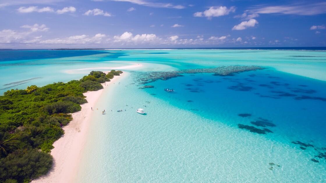 Aux Maldives, on transforme la montée des eaux en solution contre les inondations