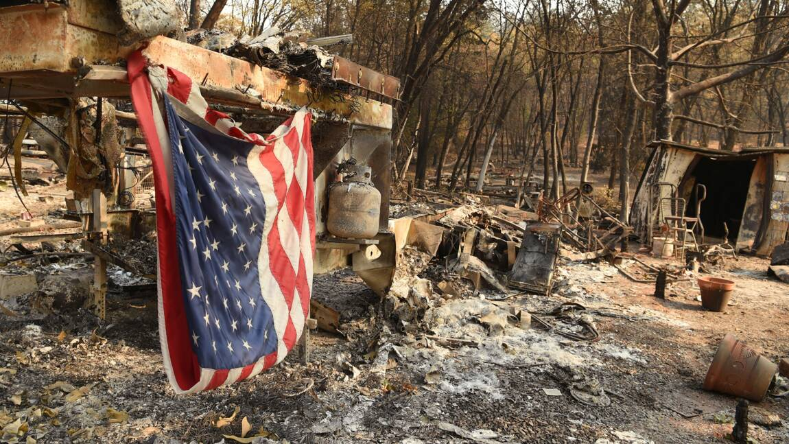 Rasée par le feu, Paradise ne doit pas être reconstruite à l'identique, selon les experts
