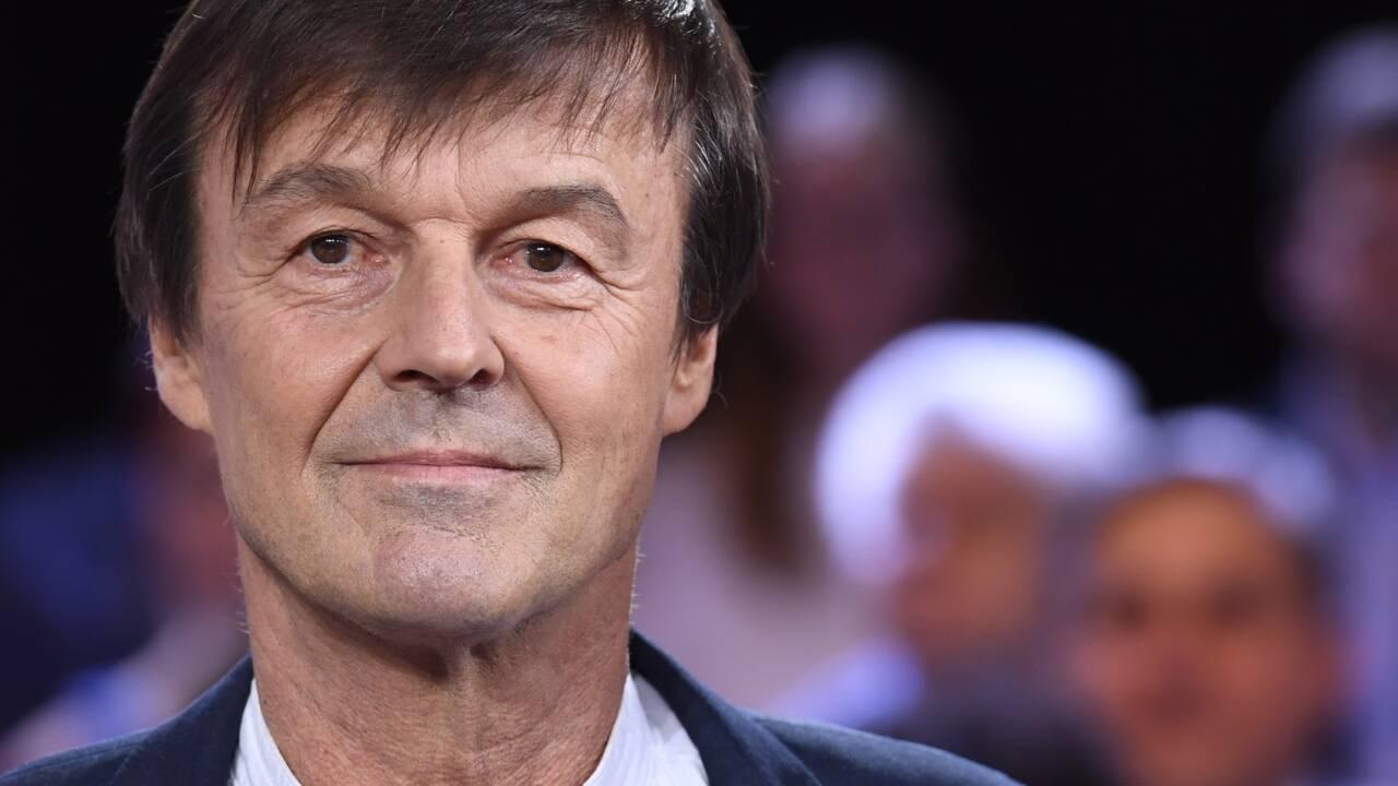 """Ceta: Hulot appelle les députés à avoir """"le courage de dire non"""""""
