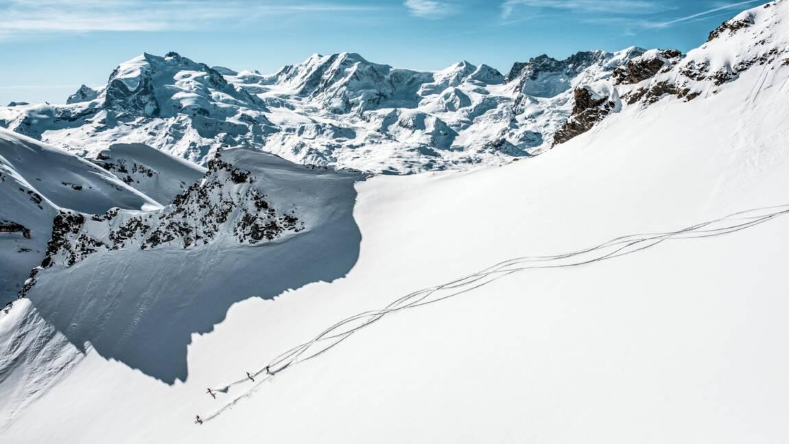 Valais, un hiver au sommet