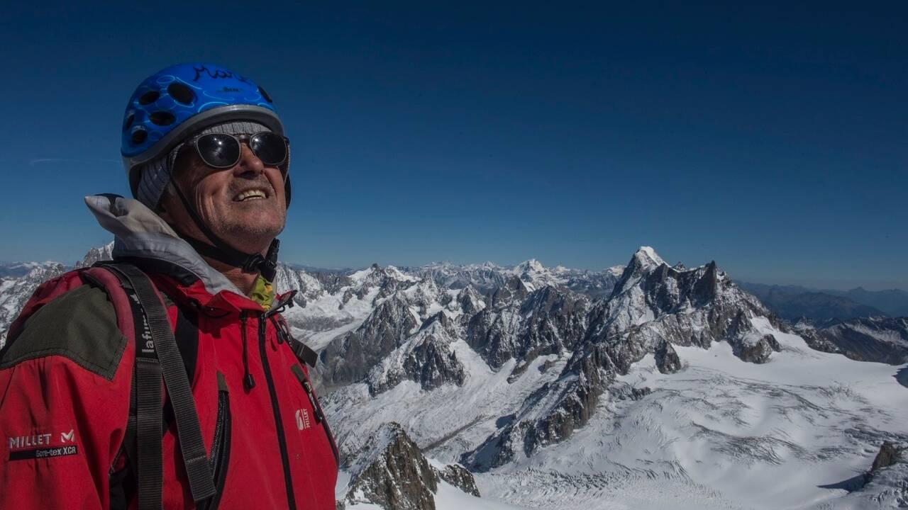 Alpinisme : Marc Batard, les éternels défis du fils de Sagarmatha