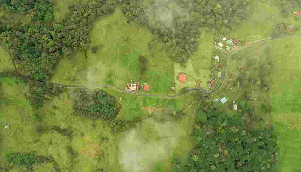 Costa Rica : rendez-vous à la ferme
