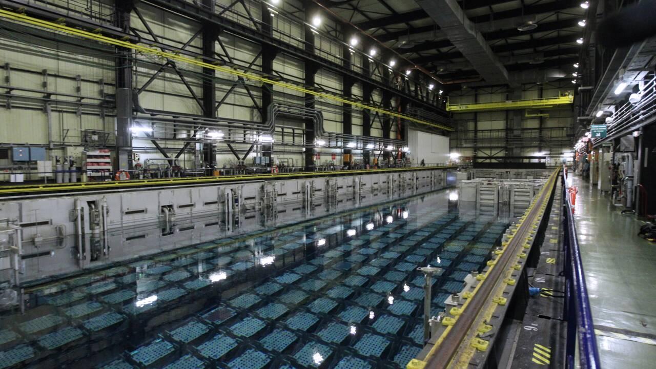 """Déchets nucléaires: Greenpeace met en garde contre une """"saturation"""" mondiale"""