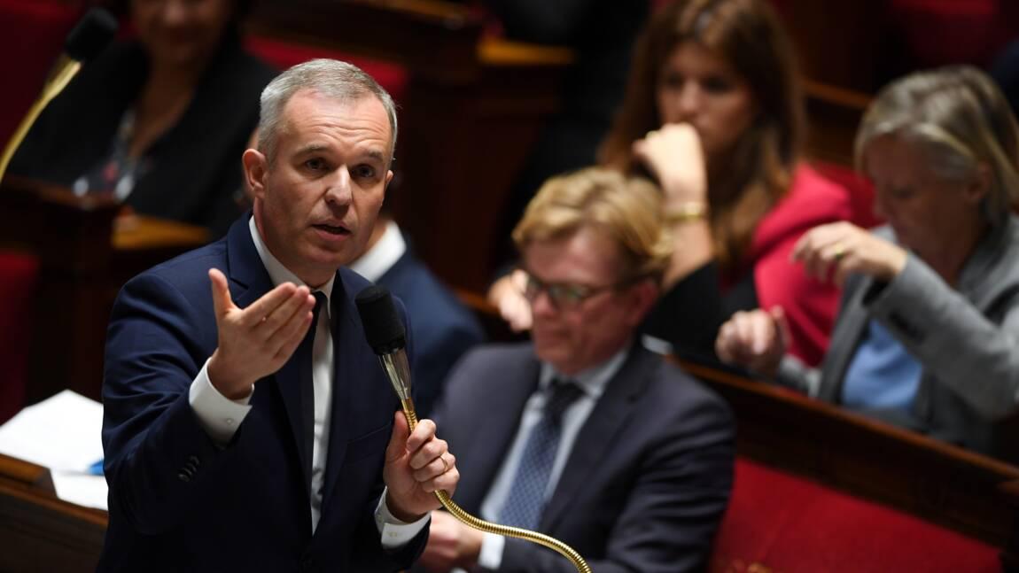 """Energie: Rugy évoque des """"objectifs réalistes"""" en matière d'éolien en mer"""