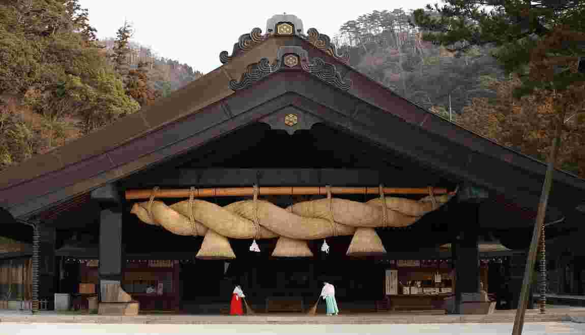 De la ville à l'origine : La face cachée du Japon