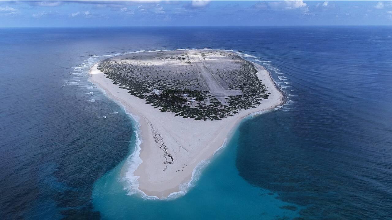 A la découverte des îles Eparses avec Sylvain Tesson