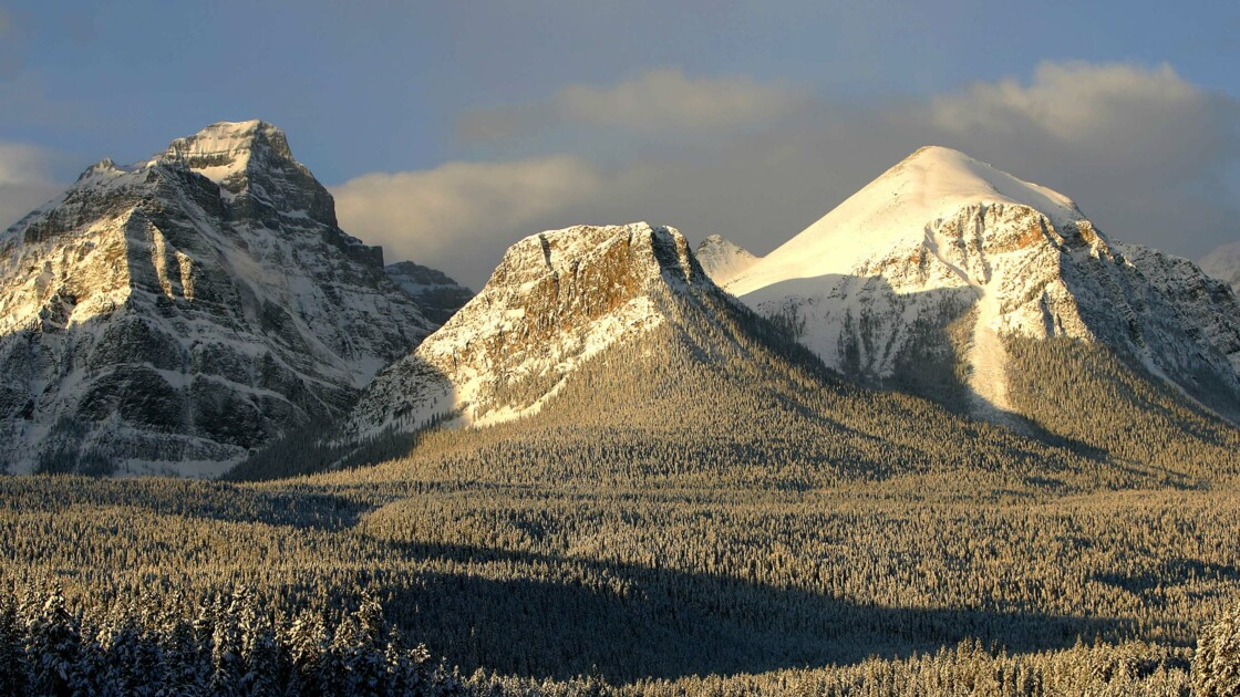 "Canada: l'automne est ""anormalement froid"""