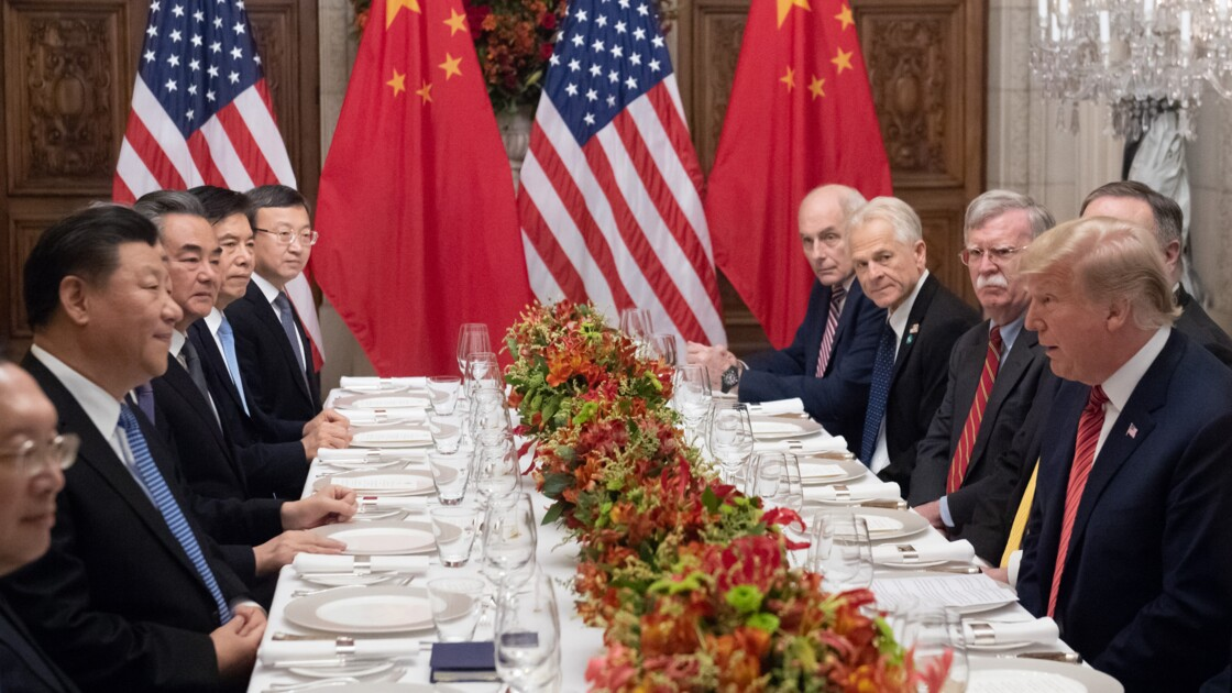 Trump et Xi concluent une trêve commerciale en point d'orgue d'un G20 conflictuel