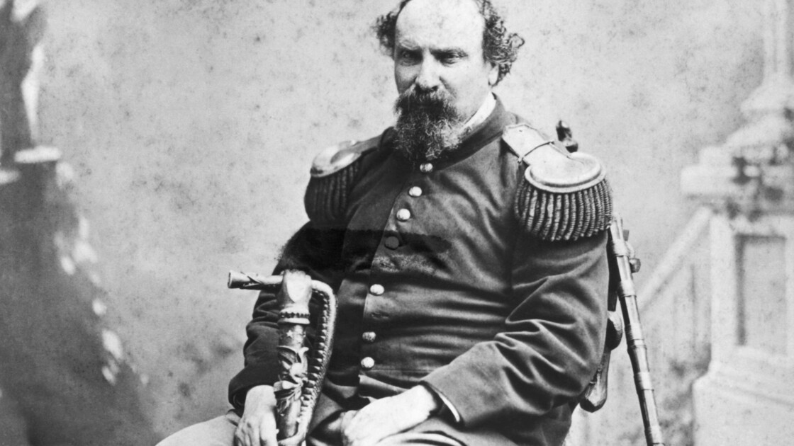 Joshua Norton, celui qui s'auto-proclama Empereur des Etats-Unis