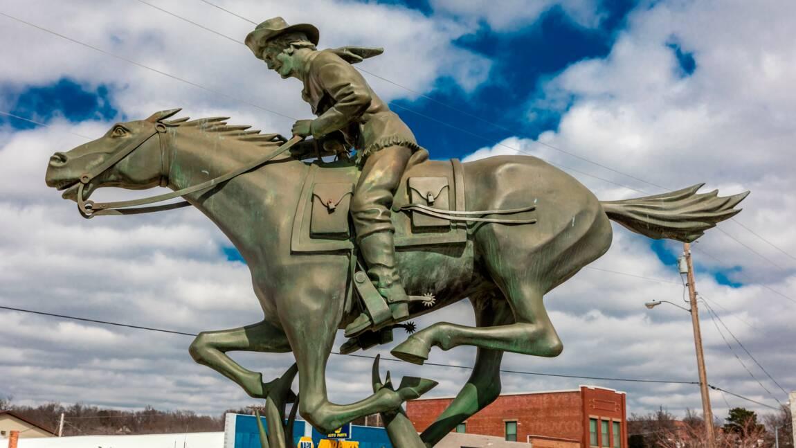 USA : l'incroyable histoire des cavaliers postiers du Pony Express