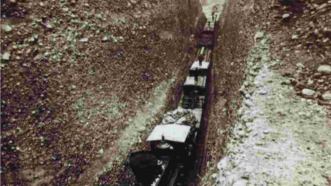 Le Transcontinental, le chemin de fer qui a fait l'Amérique
