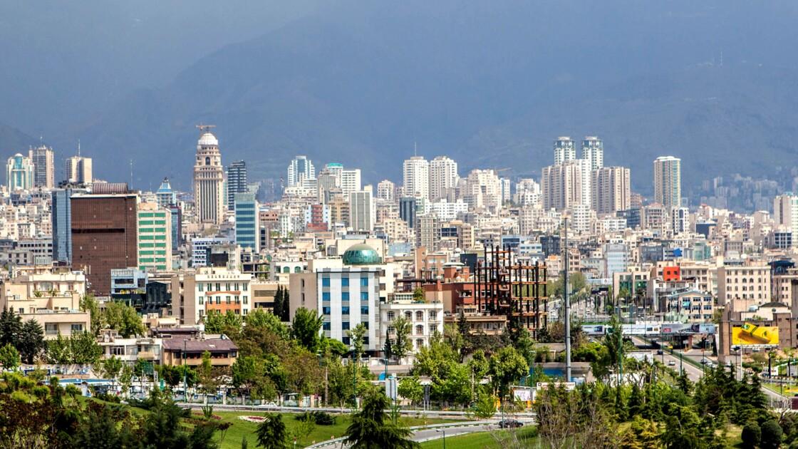 Iran : Téhéran s'enfonce peu à peu dans le sol