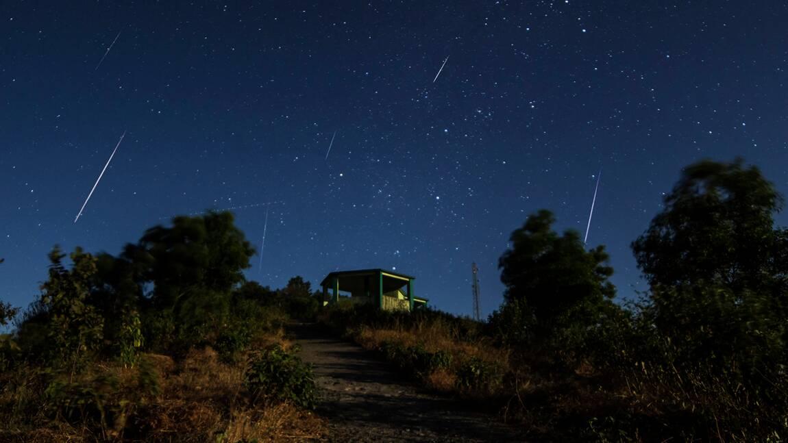 La pluie de météores des Géminides va bientôt atteindre son maximum