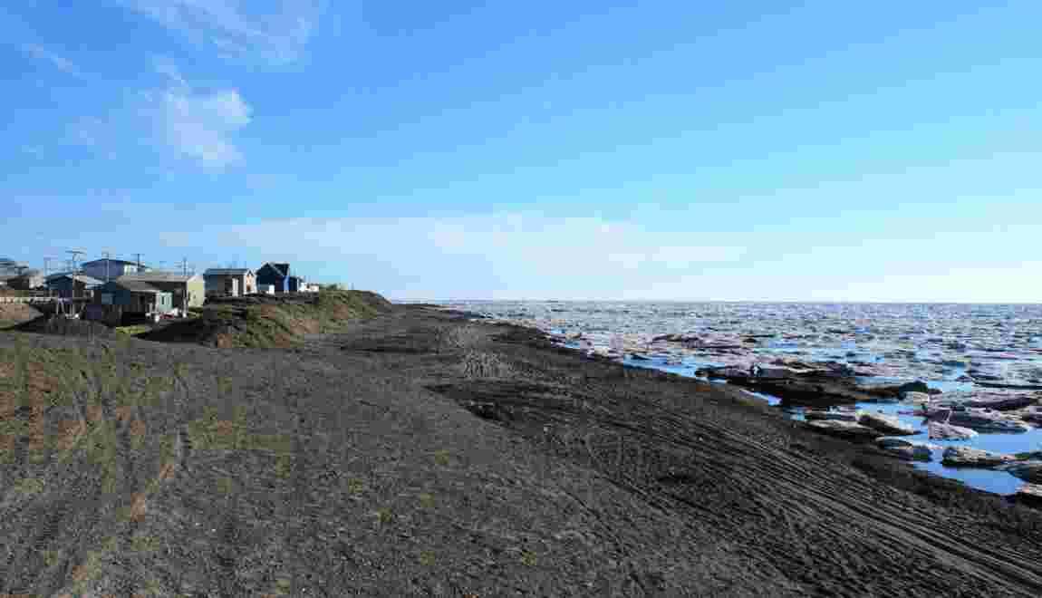 Cette ville de l'Alaska ne reverra pas la lumière du jour avant janvier 2019