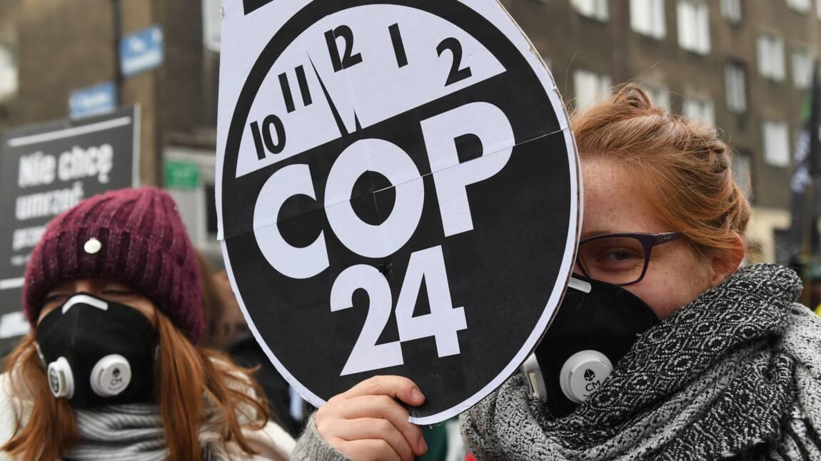 """""""Gilets jaunes"""": pas une excuse pour freiner les ambitions climat"""