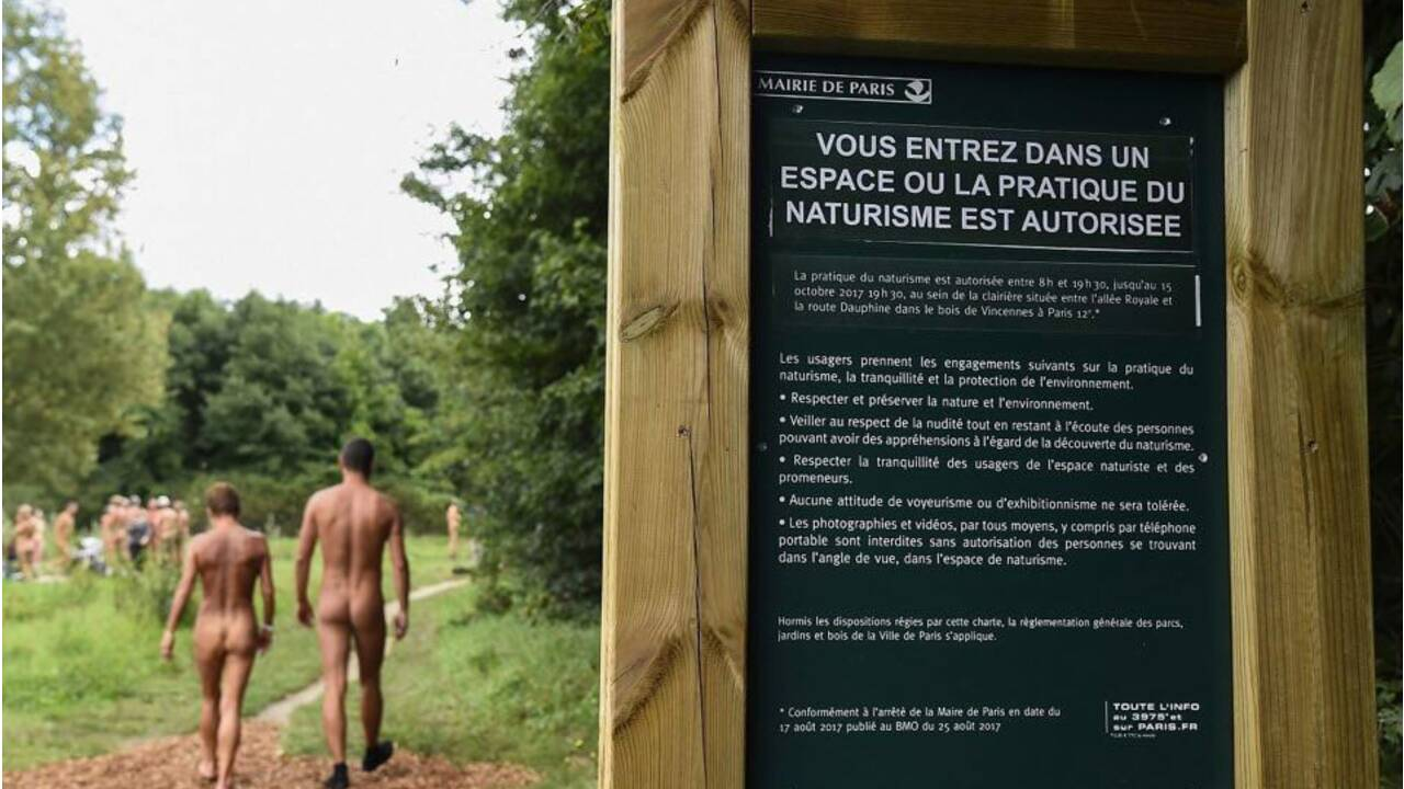 Le naturisme urbain, une nouvelle tendance ?