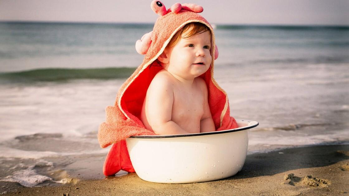 Où partir en vacances avec un bébé ?