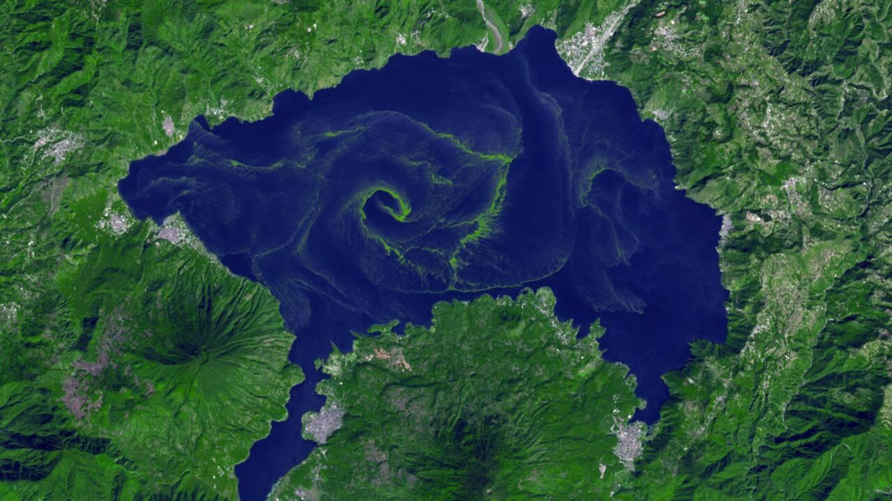 Guatemala : l'intelligence artificielle vient au secours de l'un des plus beaux lacs au monde