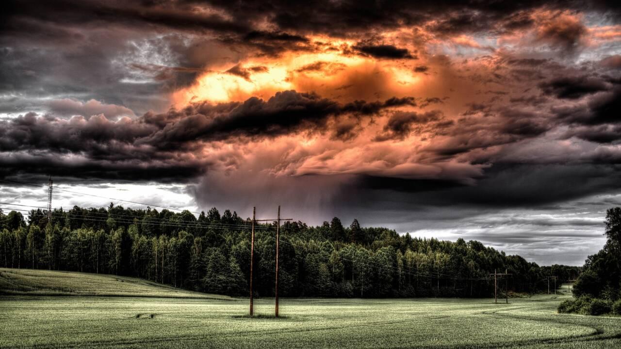 Qu'est-ce qu'une pluie acide ? Définition et dangers