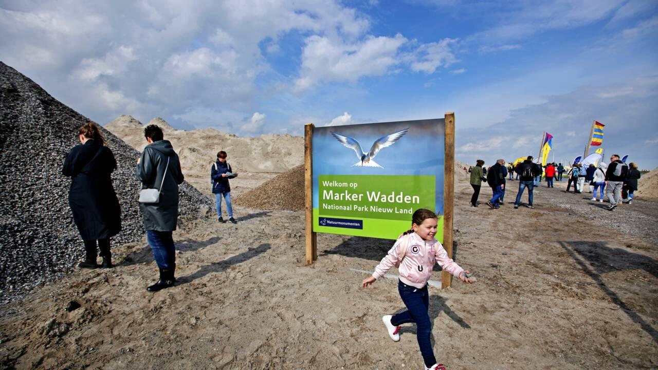 Les Pays-Bas construisent cinq nouvelles îles pour la biodiversité