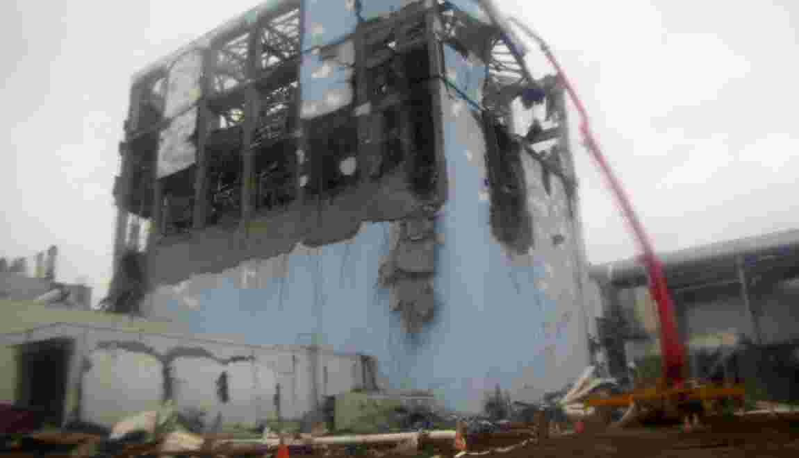 Accident de Fukushima: peine de prison requise pour trois ex-dirigeants de Tepco