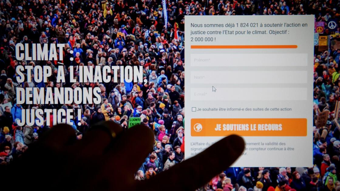 Juger la France pour inaction climatique? La pétition fait recette