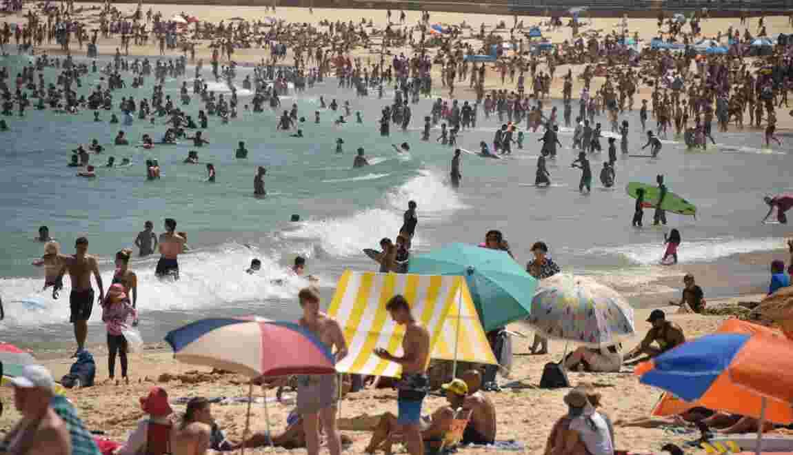 L'Australie étouffe sous la canicule