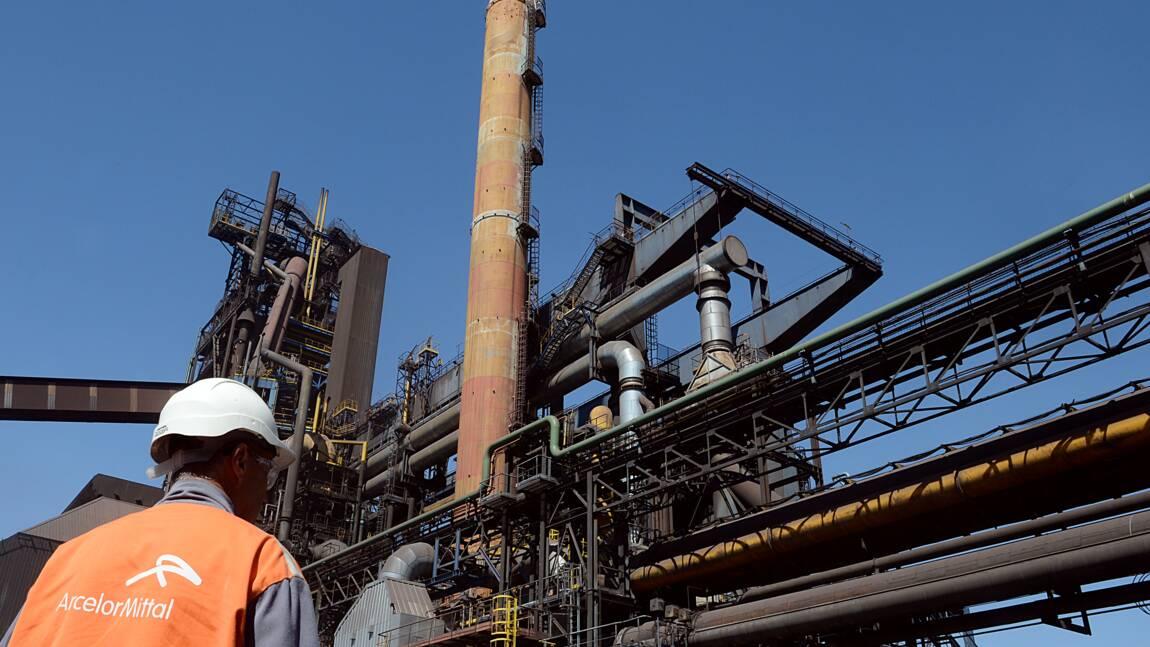 Amende pour pollution de l'air contre ArcelorMittal à Fos-sur-Mer