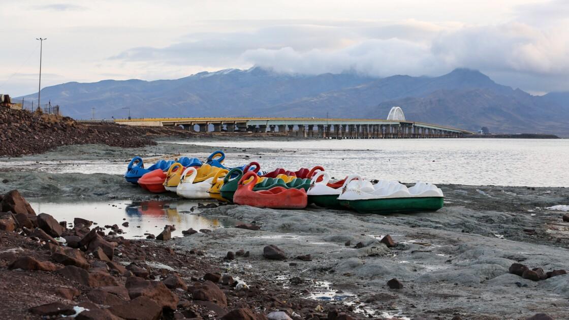 En Iran, l'espoir renaît pour le lac d'Ourmia