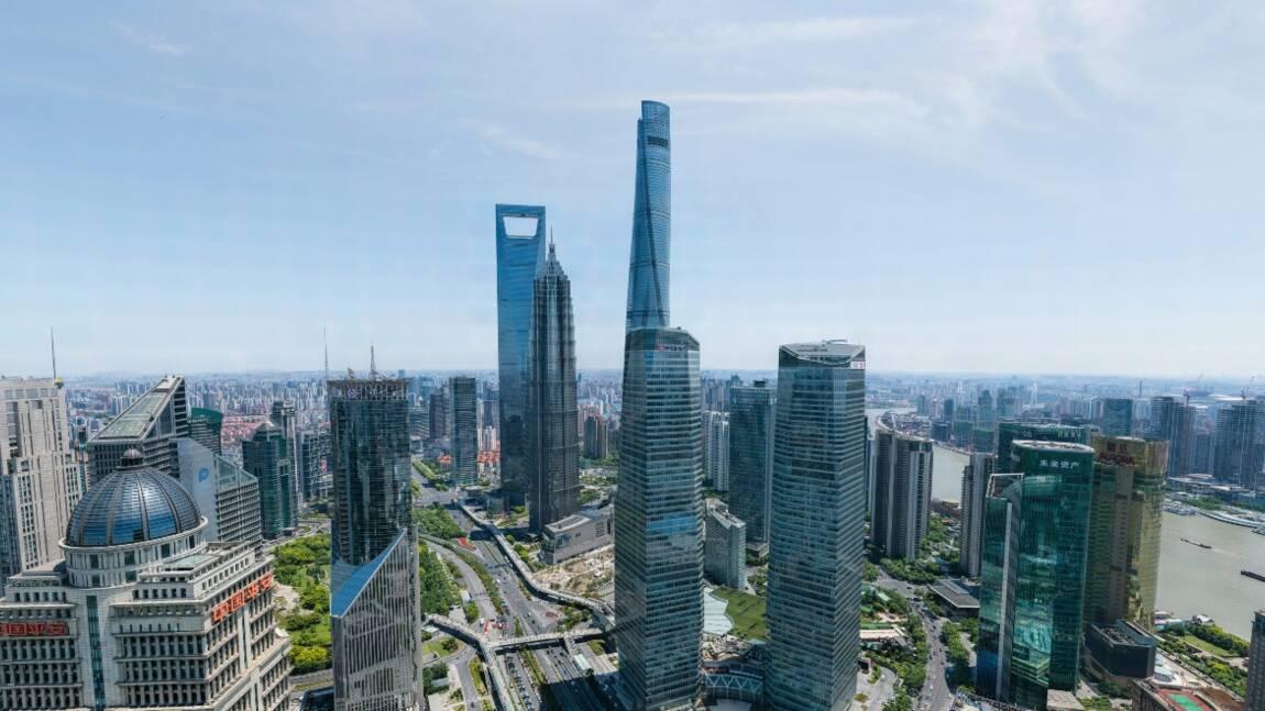 Cette photographie de Shanghai à 195 milliards de pixels supprime toute notion de vie privée