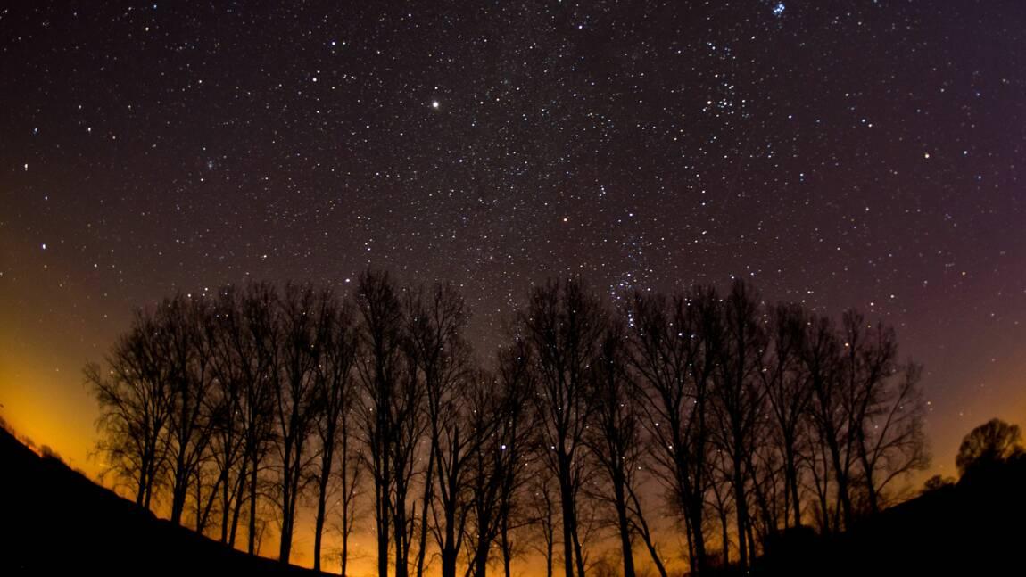 Tour du monde des réserves internationales de ciel étoilé