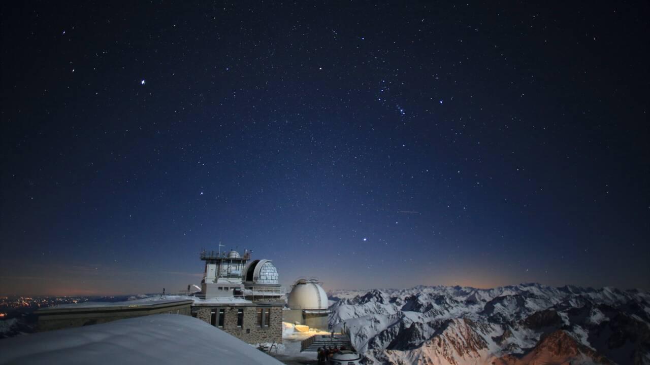 """Pollution lumineuse : """"Il ne faut pas que l'homme perde son lien aux étoiles"""""""