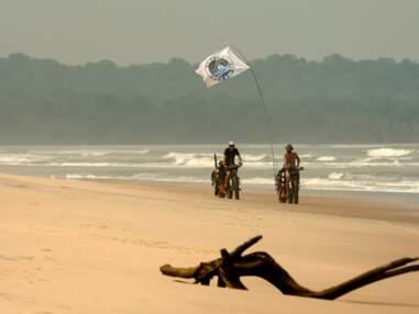Trois surfeurs bretons en vadrouille au Gabon