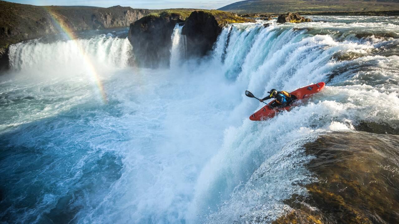 Kayak en Islande : sueurs froides sur les rivières glaciaires