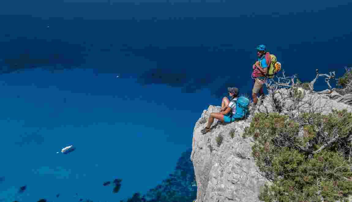 Sardaigne : en route pour le Selvaggio Blu, le trek le plus difficile d'Italie