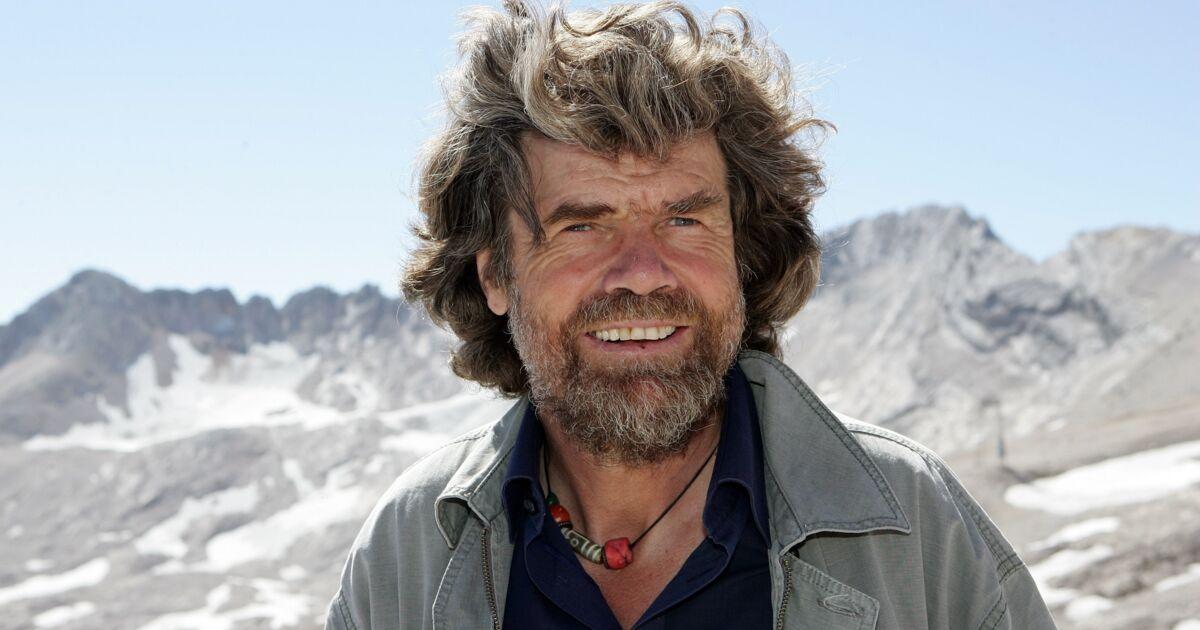 "Reinhold Messner : ""Le jour où j'ai cru voir le yéti"""