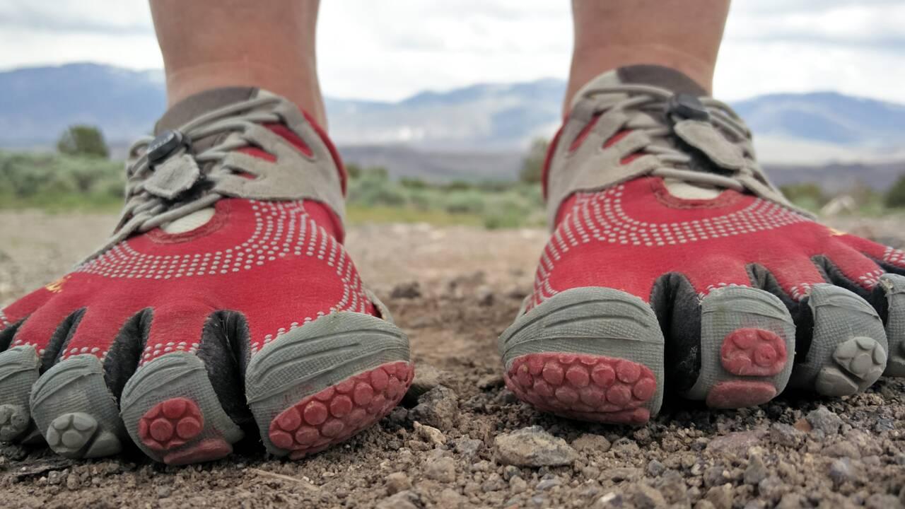 "Minimalistes : les chaussures de rando ""effet pieds nus"""