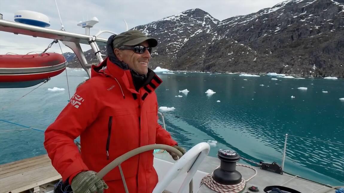 Embarquement immédiat pour le Groenland à bord du voilier de François Bernard