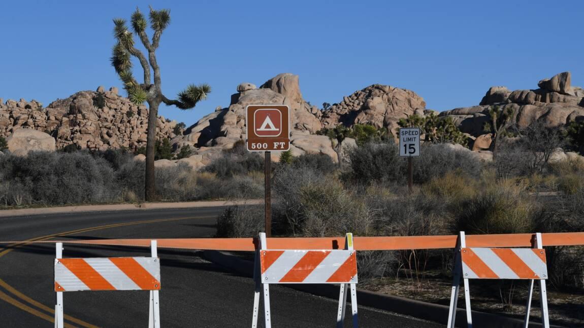 """USA: le parc national de Joshua Tree reste finalement ouvert malgré le """"shutdown"""""""