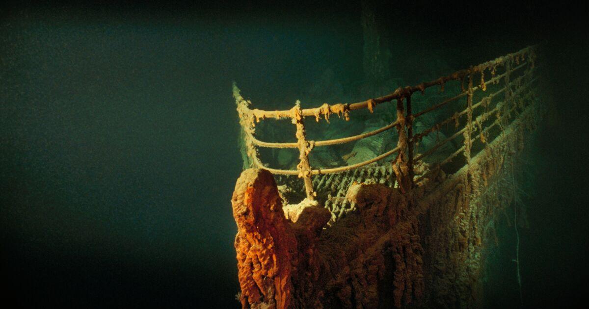 Des touristes pourront bientôt explorer l'épave du Titanic dans les profondeurs de l'Atlantique