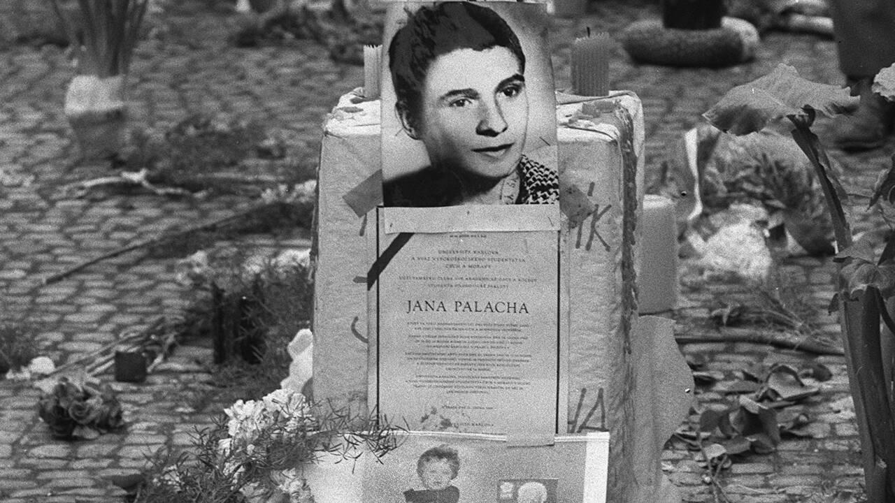 Qui était Jan Palach, le martyr du printemps de Prague ?