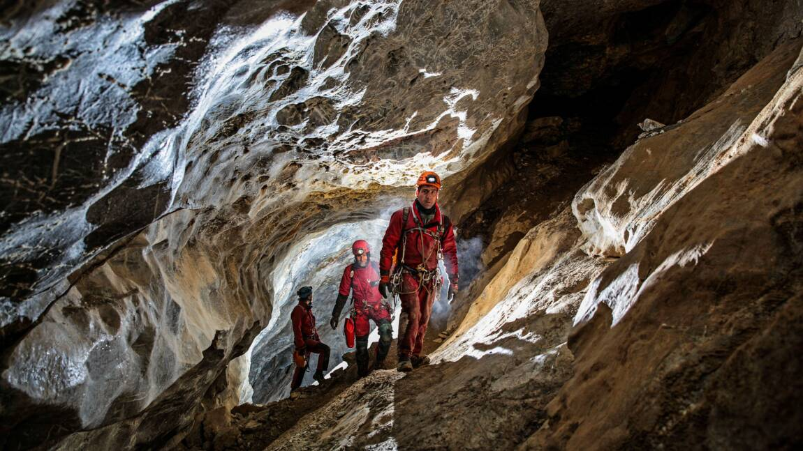 Ultima Patagonia, une aventure hors norme dans les grottes et les glaciers du Chili