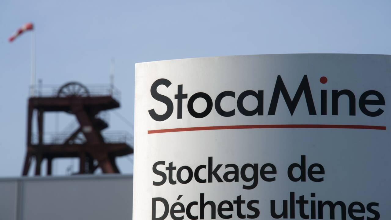 Stocamine: l'Etat renonce à extraire les déchets dangereux toujours enfouis