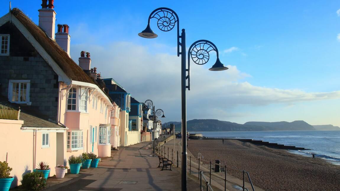 Balades vivifiantes le long des côtes britanniques