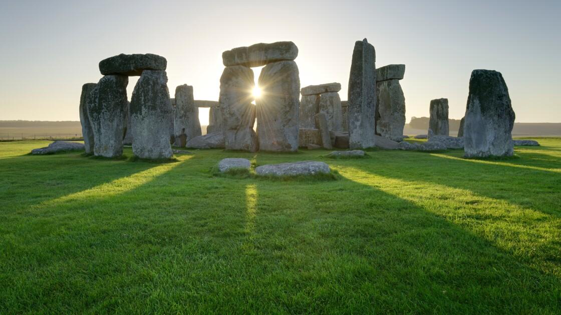 Lieux sacrés et monuments mégalithiques en Grande-Bretagne